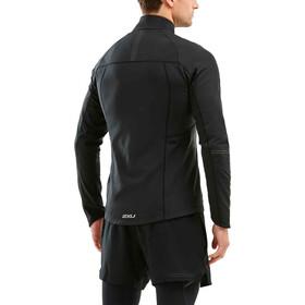 2XU Pursuit Termiczna kurtka hybrydowa Mężczyźni, black/black